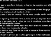 Decálogo antiestrés 2016