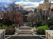 postal semana: Madrid desde Cuesta Ciegos