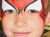 Carnaval: Maquillaje Spiderman facilísimo!!!