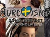 opinión sobre seis canciones candidatas eurovisión