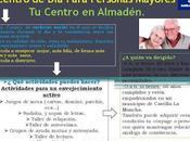 Actividades Centro Mayores Almadén