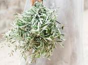 olivo, nueva tendencia para bodas mediterráneas