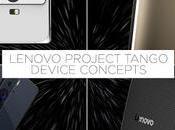 Lenovo Google asocian nuevo dispositivo Proyecto Tango.