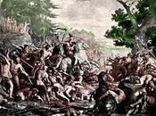 Campaña francoborgoñones contra dominios visigodos. Intervención Teodorico, ostrogodos