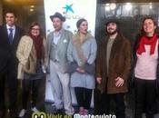 """Concierto escolar """"Los Moussakis"""", organizado Fundación Cajasol Obra Social Caixa"""