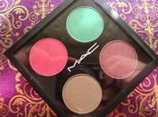 quad sombras Cosmetics
