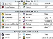 Trasmisión futbol mexicano clausura 2016