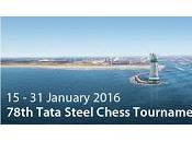 Magnus Carlsen Wijk (Holanda) Torneo Tata Steel Masters 2016