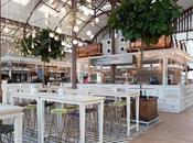 Mercado lonja barranco: diseño vintage industrial entorno inigualable