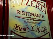 Restaurante emma julia, ristorante italiano madrid
