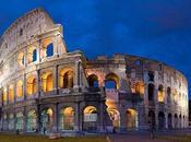 Amphitheatrum Flavium Romae vista dron