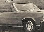 Línea Pontiac para 1966