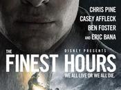 "Chris pine nuevo póster para reino unido hora decisiva"""