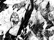 """Nuevos spots, portada ilustrada nuevas imagenes """"batman superman"""""""