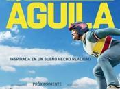 "Póster trailer español ""eddie aguila (eddie eagle)"""