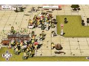 Okhlos, masa griega enfurecida contra propias deidades pixeladas