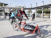 Barcelona París cargo bike cambio climático