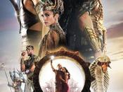 """nuevos carteles internacionales """"dioses egipto (gods egypt)"""""""