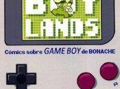 Comic Review: GameBoyLands Bonache