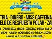 Confirmaciones Sansan 2016, L.A., Miss Caffeina Zahara como grandes nomb