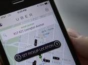 Uber vigilara velocidad giros bruscos conductores