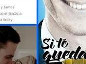 Premio lectoras pareja protagonista QUEDAS ESCOCIA