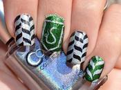 Nail Harry Potter Slytherin LadyQueen