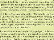Fundación Tierra Viva participará Feria Artisan Resource York