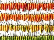 "Fotografiando alimentos (IV) Brittany Wright ""Food Gradients"""