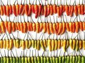 "Fotografiando alimentos (IV) Brittany Wright ""Food Gradients"""