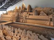 Museo tottori: esculturas arena desierto
