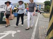 Seguridad Montevideo para visitantes gracias eficiente policía turistica