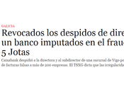 "CaixaBank fraude fiscal ""Las Jotas"""