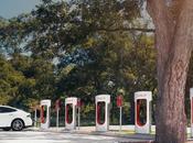 Tesla revoluciona transporte sostenible nuevas Electrolineras