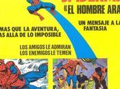 TRAYECTORIA EDITORIAL SPIDER-MAN ESPAÑA PARTE)