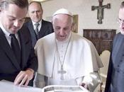 visita Leonardo DiCaprio Papa Francisco