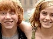 "Rupert Grint cuenta ""surrealista"" beso Emma Watson"