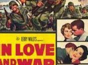 AMOR GUERRA Love War) (USA, 1958) Drama, Bélico