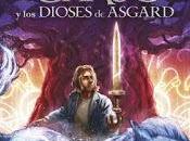 Reseña Magnus Chase dioses Asgard: espada tiempo.