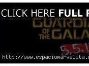 Guardianes Galaxia Vol. está marcha