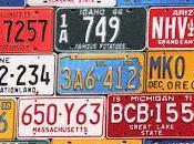 matrículas coches repiten algún dígito