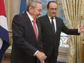 Reporteros Fronteras lamenta reverencias Hollande Raúl Castro