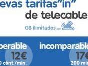 Telecable reestructura tarifas para usuarios dispositivos móviles, aplicando reducciones hasta euros