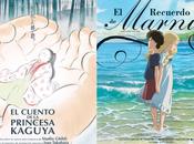 Blu-ray 'Kaguya' 'Marnie' saldrán julio España