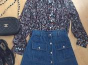 blouse, booties