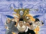 Comic Review Shaolin Mutants Pere Perez