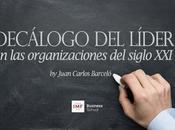 decálogo líder organización siglo