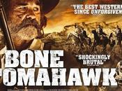 "Quad póster para western canibal ""bone tomahawk"""
