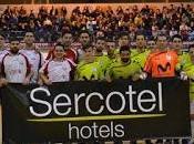 Movistar Inter participa Trofeos Solidarios Sercotel favor Unicef impuso primer partido Mundoseguros Triana