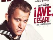 Póster #AveCésar Channing Tatum fechas estreno